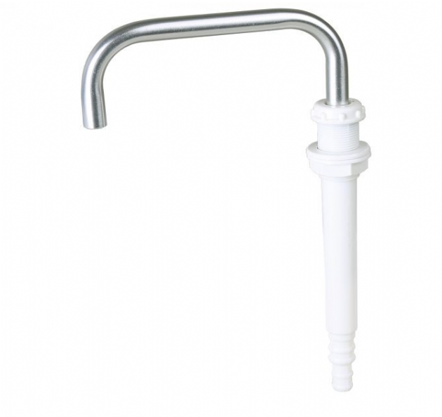 Whale Telescopic Swivel Faucet, Taps for Caravan Motorhome Campervan Water Equipment - Grasshopper Leisure